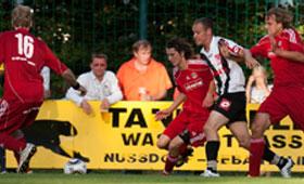FCWR Nußdorf-Debant: Heimsieg gegen Villach