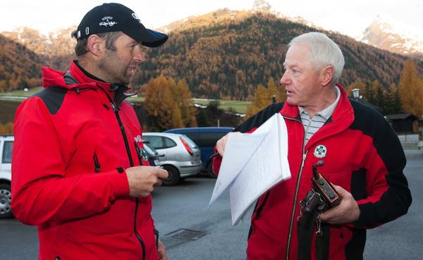 Der Osttiroler Bergrettungsobmann Peter Ladstätter hat mit seinem Team alle Hebel in Bewegung gesetzt, um auch weiterhin Menschen unter guten Bedingungen retten zu können.