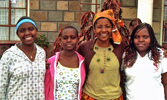 """""""Zeit kaufen"""": Lienzerin hilft Mädchen in Kenia"""