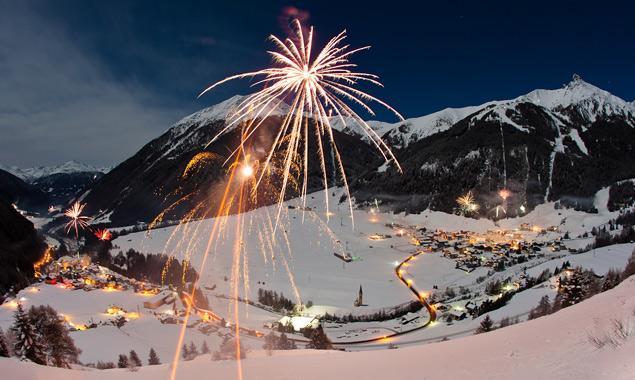 Wir wünschen ein gutes, gesundes neues Jahr!