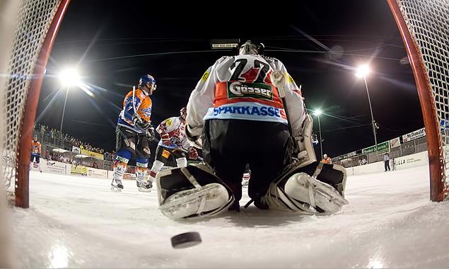 Lienz gewinnt Eishockey Krimi gegen Gummern