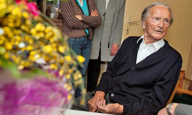 Ältester Lienzer Hugo Posch ist 100