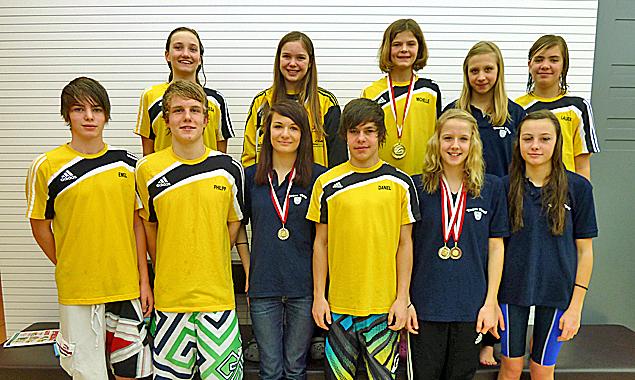 Lorena holte erneut Tiroler Jugendrekord