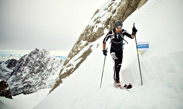 Am 5. Jänner 2013 treten wieder zahlreiche Athleten zum traditionsreichen Laserzlauf an. Foto: Martin Lugger