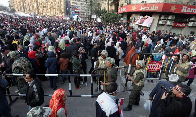 Ahmed war Zeuge der historischen Wende in Kairo