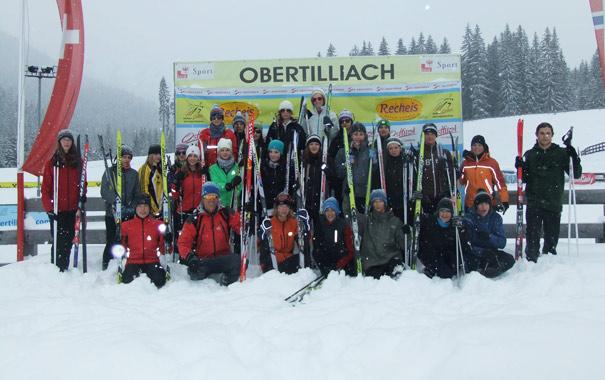 Borg Lienz schnuppert Biathlonluft