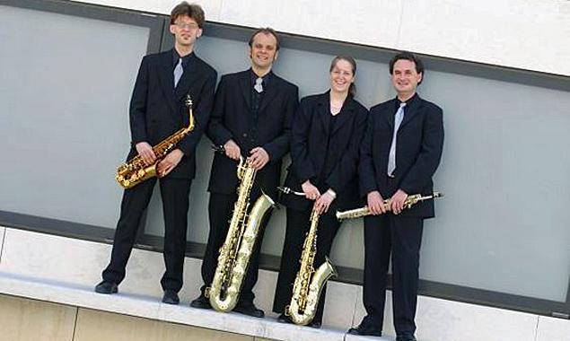 Danubia Saxophon Quartett Wien