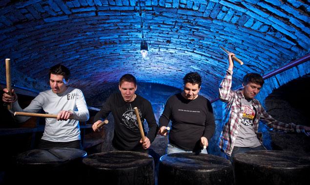 "Drumartic bei ""Die große Chance"""