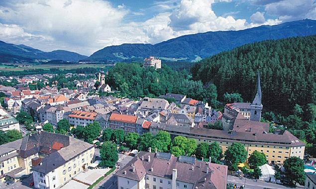 Blanik für starke Kooperation mit Bruneck