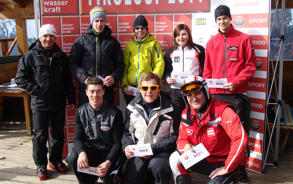 Vier Klassensiege der Osttiroler beim Tirol Cup