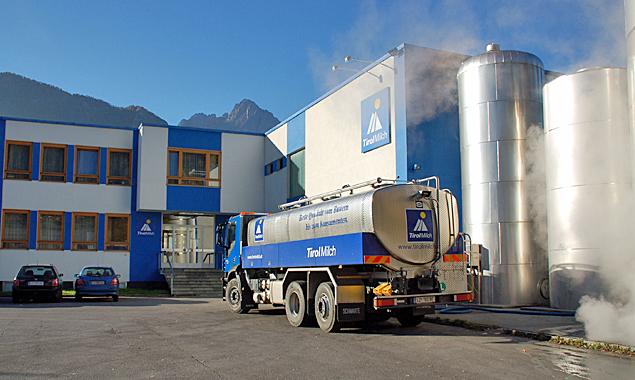 Tirol Milch: Fusion im Gang