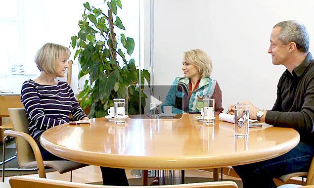 Lienzer Bürgermeisterin im Videointerview