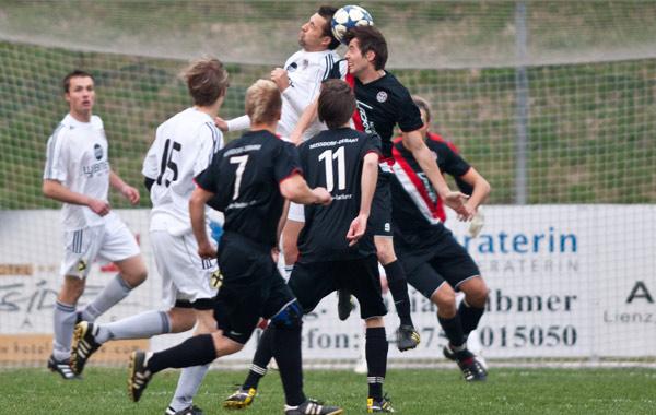Das Spiel Matrei : Nussdorf-Debant endete mit einem 0:1