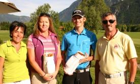 Dolomitengolf HCP Grandhotel Turnier