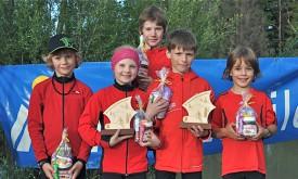 SU-Osttirol: Tolle Laufleistung der Kids