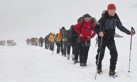 GlocknerSummit: Gipfel ohne Gipfelsieg