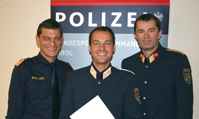 Neuer Polizeiinspektions-Kommandant in Sillian