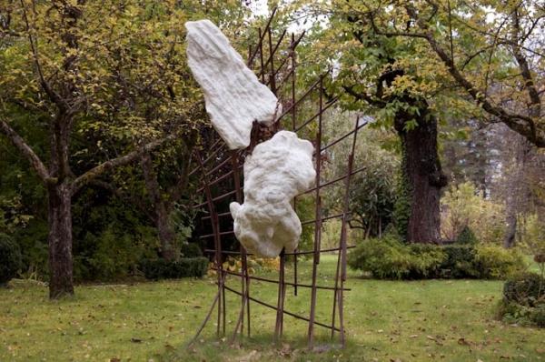 Profunsers Werke werden auch im Skulpturengarten der Galerie9900 zu sehen sein