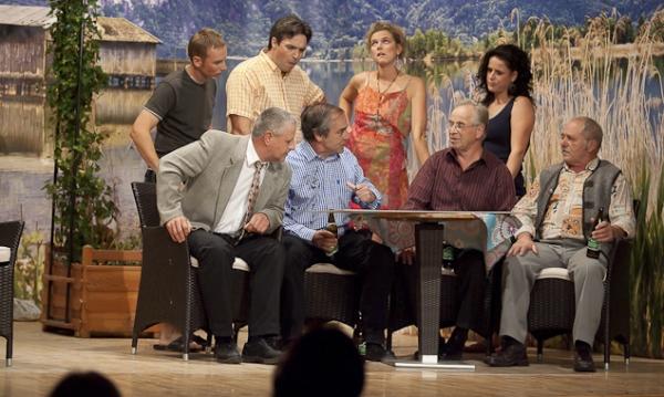 Schattseitner Theaterverein Tristach präsentiert Lustspiel
