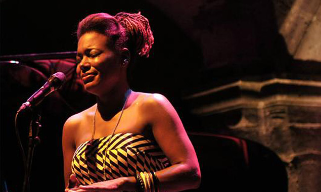 China Moses singt den Blues