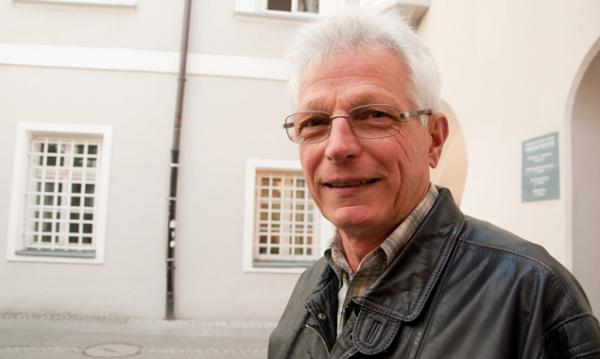 """Bernhard Moser war selbst lange im Schuldienst und ist für das Modell der Ganztagsschule: """"Schule muss 'gemeinsam' sein, solange die Schulpflicht besteht!"""""""