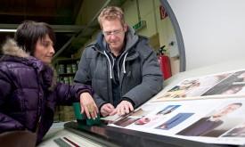 Ab sofort gibt es Dolomitenstadt gedruckt