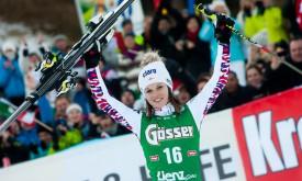 Weltcup Lienz: Fenninger siegt im Riesentorlauf