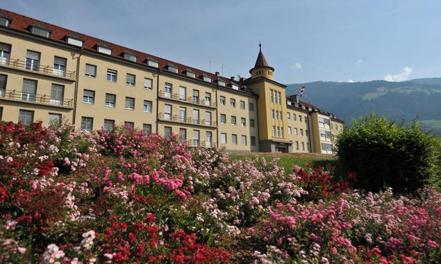 Rosige Aussichten für das Bezirkskrankenhaus Lienz schildert der Obmann des Gemeindeverbands Andreas Köll.