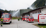 AUT, Blaulichtuebung, TAL Pumpstation Kienburg