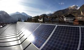 Photovoltaik-Einspeisetarife sind im Sinkflug