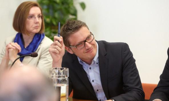 VP-Jurist Christian Steininger war mit einer nachrangigen Grundbucheintragung nicht zufrieden.