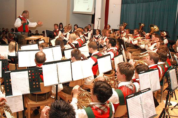 (Foto: Musikkapelle Oberlienz)