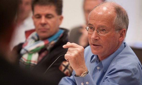 Uwe Ladstätter wünscht sich mehr Bürgerbeteiligung und sieht in der neuen Stadt-Website eine Chance für direkte Demokratie. Foto: Martin Lugger