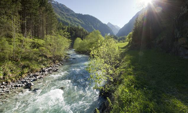 Die Isel als Natura 2000-Gebiet: zur Freude der einen und zum Ärger der anderen. Foto: Wolfgang Retter