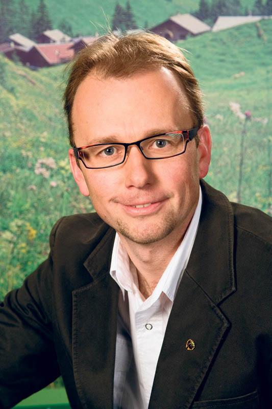 Bauernbundobmann Martin Mayerl fordert ein Umdenken der Gemeinden.