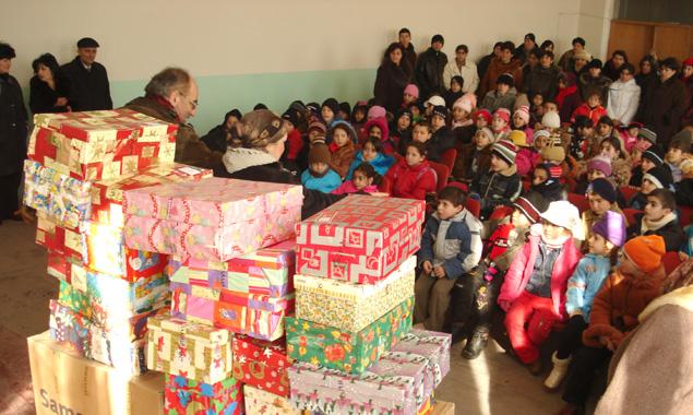 Schuhkarton Weihnachten.Aktion Weihnachten Im Schuhkarton Startet Wieder