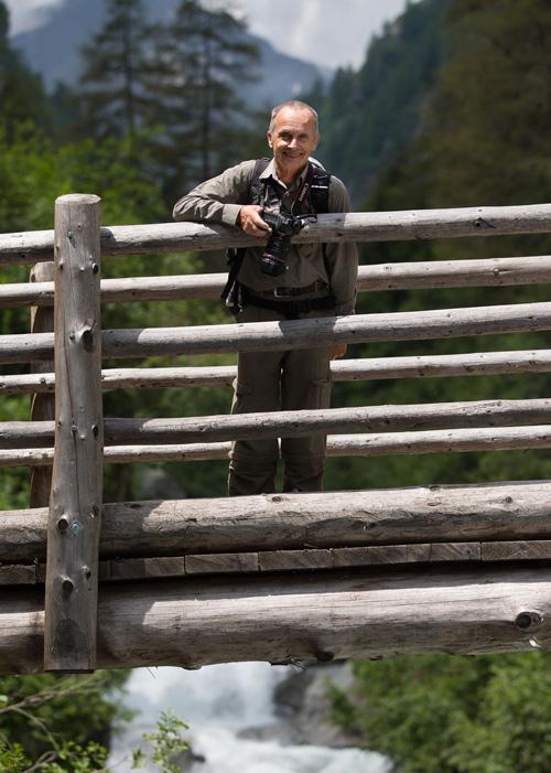 Wolfgang Retter, Biologe und Sprecher des Netzwerkes Wasser Osttirol, hält die vorgeschlagenen Maßnahmen für Schönfärberei.  Foto: Expa/Groder