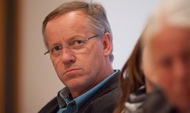 """""""Der Stellenabbau im Öffentlichen Bereich ist eine zusätzliche Belastung der angespannten Arbeitsmarktlage!"""", ärgert sich Willi Lackner. Foto: Martin Lugger"""