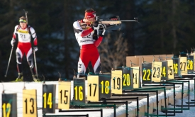 Biathlon-Junioren-WM: Obertilliach ist bereit
