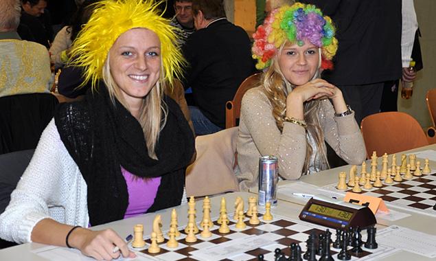 unentschieden beim schach