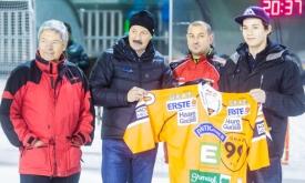 Osttirol-Derby im Zeichen von Thomas Vanek