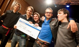 """Chili Con Carne"" gewannen Bandcontest in Toblach"
