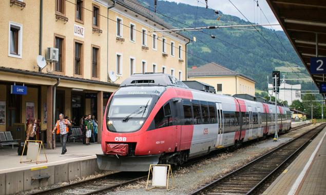 Dass es keine Direktzugverbindung mehr zwischen Lienz und Innsbruck gibt, sorgte wieder einmal für Ärger. Foto: Expa/Groder
