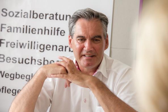 Georg Schärmer, Direktor Caritas Tirol
