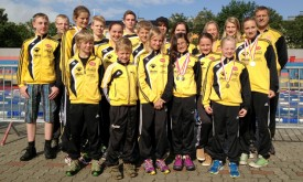 Fünf Landesmeistertitel für Osttirols Schwimmer