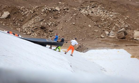 Mit einer effizienteren Beschneiungsanlage soll das Lienzer Zettersfeld fit für schneearme Wintersaisonen gemacht werden.
