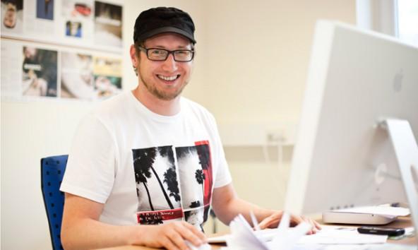 Bernd Lenzer soll in einigen Monaten neuer Pressesprecher der Stadt Lienz werden.