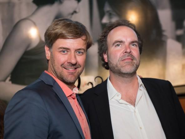 Hauptdarsteller Mittermeier und Chef-Kameramann Timme schätzen Osttirol  nicht nur als Filmkulisse.