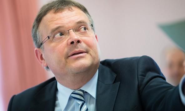 Gerald Hauser will die Europaregion Tirol mit Taten beleben. Foto: Expa/Groder