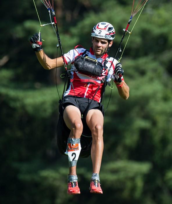 Jakob Herrmann ist ebenfalls ein Mitglied der Siegerstaffel. Foto: Expa/Gruber